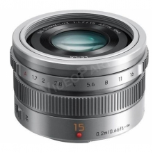 LEICA DG SUMMILUX 15mm / F1.7 ASPH. Lens for Micro 4/3 Systems