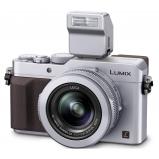 4K videós, LEICA SUMMILUX optikás prémium digitális fényképezőgép - ezüst