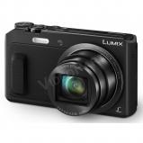20x zoom-os kompakt digitális fényképezõ - fekete