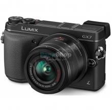 LUMIX Cserélhető optikás digitális fényképező - fekete