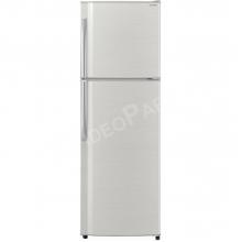 Felülfagyasztós kombinált hűtőszekrény (191/61 literes) - ezüst