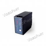 Panasonic VW-VBG6 típusú kamera akkumulátor DC aljzattal