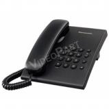 Asztali telefon - Fekete