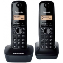 Duo Dect Telephone - Grey