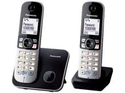 Panasonic KX-TG6812PDB DUO DECT telefon