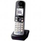 Panasonic KX-TGA681FXB kiegészítő kézibeszélõ TG68xx szériájú DECT telefonokhoz