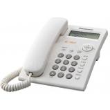 Panasonic KX-TSC11HGW asztali hívószámkijelzős telefon