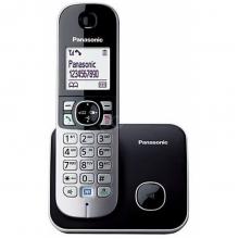 Panasonic KX-TG6811PDB DECT telefon, fekete 20200604T