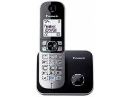 Panasonic KX-TG6811PDB DECT telefon, fekete