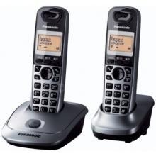 DUO DECT telefon - metalszürke