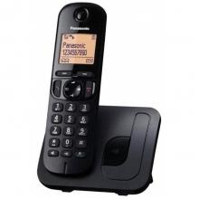 DECT telefon - fekete