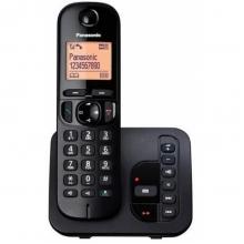 DECT üzenetrögzítõs telefon -fekete