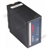 Panasonic CGA típusú kamera akkumulátor DC aljzattal