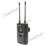 AZDEN-310UDR-CE, UHF vezetéknélküli diversity hangvevõegység LCD kijelzõvel - XLR / miniJack csatlakozó