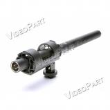 AZDEN SGM-1X, professzionális puskamikrofon - XLR csatlakozó