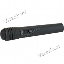 UHF vezetéknélküli kézi mikrofon