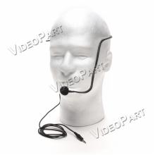 AZDEN HS-9, headset mikrofon