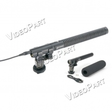 AZDEN SGM-X, puskamikrofon - 3,5mm Jack csatlakozó