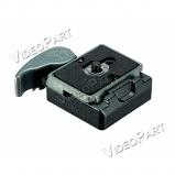 gyorsrögzítő adapter téglalap alakú gyorscseretalppal