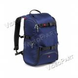 Advanced Travel fotós hátizsák - kék
