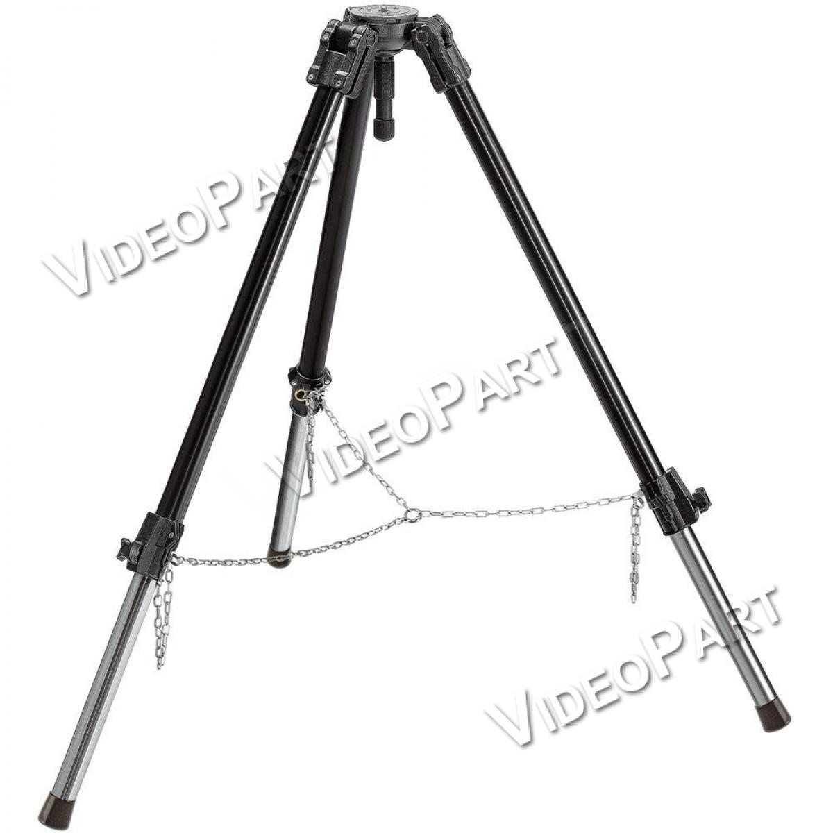 0bfd4a219441 MANFROTTO MAN-132XNB nagy teherbírású acél kamera állványláb ...