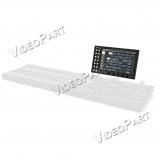 """10,1"""" érintőképernyős menü LCD panel AV-HS6000 képkeverőhöz"""