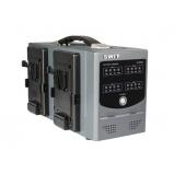 V-mount akkumulátor töltő - 4 töltőhelyes