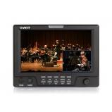 """7"""" SDI / HDMI / CVBS kamera LCD monitor PiP funkcióval EFP alkalmazásra is - extra funkciókkal"""
