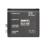 SWIT S-4600, konverter - SDI-ról HDMI-re