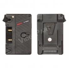 akkumulátor adapter - Gold-mount akkumulátor V-mount kamerára