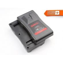 126Wh V-mount akkumulátor PT csatlakozó aljzattal