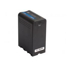 SONY BP-U típusú kamera akkumulátor DC és USB aljzattal