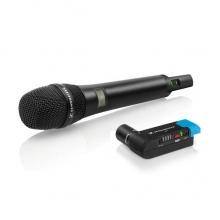 vezetéknélküli digitális kamera-mikrofon szett kézi mikrofonnal