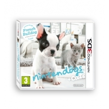 Szoftver, French bulldog + cats