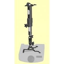 Projektor teleszkópos mennyezeti állvány, méret: M