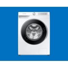 Samsung WW10T634DLH/S6 elöltöltős mosógép Eco Bubble™ technológiával, mesterséges intelligenciával és automatikus mosószeradagolóval