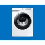 Samsung WW10T654DLH/S6 elöltöltős mosógép Eco Bubble™ mesterséges intelligencia és Add Wash™ technológiákkal
