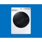 Samsung WW80T734DBH/S6 elöltöltős mosógép Eco Bubble™, QuickDrive™ és mesterséges intelligencia technológiákkal