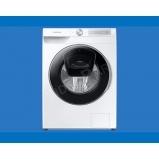 Samsung WW80T654DLH/S6 elöltöltős mosógép Eco Bubble™, mesterséges intelligencia és Add Wash™ technológiákkal