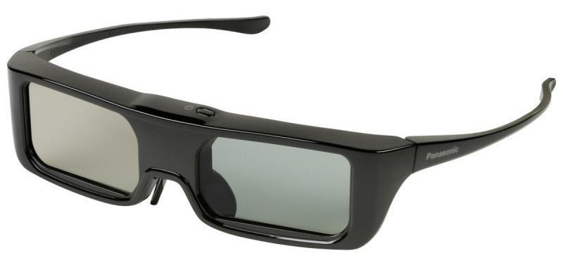 Panasonic 3D Aktív záras szemüveg, Bluetooth technológiával, elemes TY-ER3D6ME