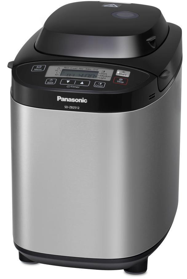 Panasonic kenyérsütõ SD-ZB2512K