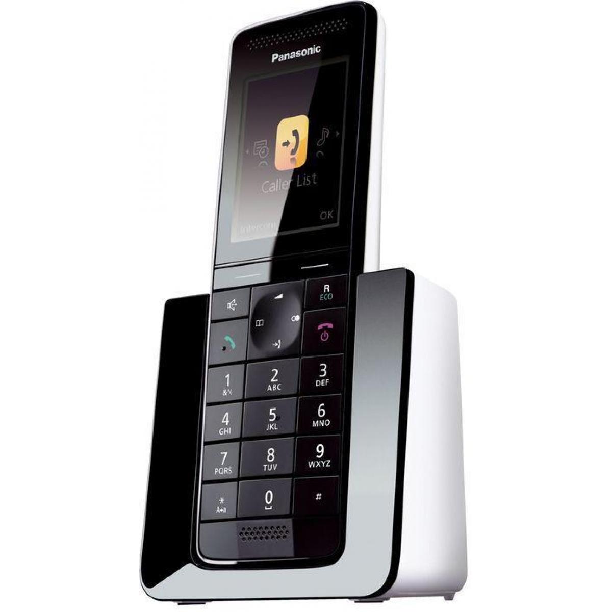 Panasonic Dect prémimum kategóriás telefon KX-PRS110PDW